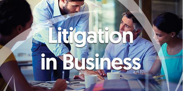 Litigation in Business