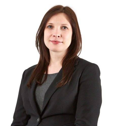 Sarah Power (née Crowther)