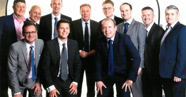 Chadwick Lawrence Sponsors 'An Evening with Harry Redknapp'