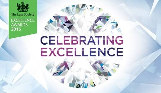 Partner at Chadwick Lawrence Shortlisted for Law Society Excellence Award