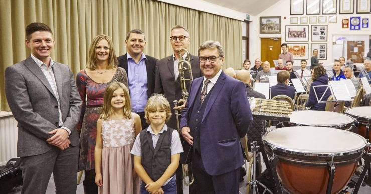 Chadwick Lawrence Official Legal Partner of Brighouse and Rastrick Brass Band