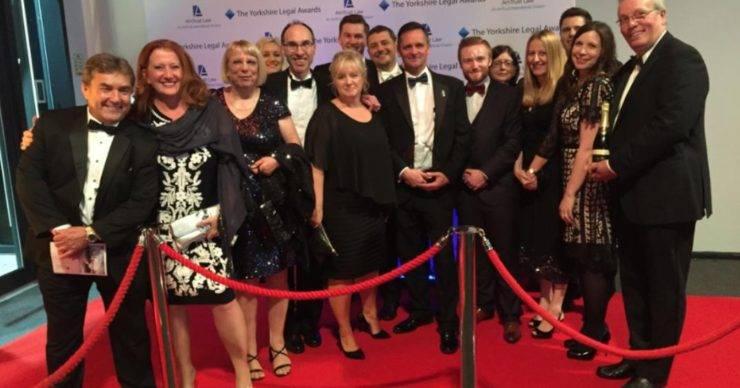 Managing Partner Scoops Prestigious Award