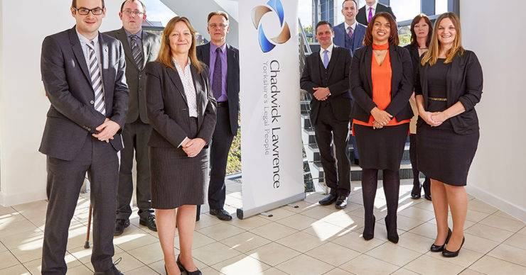 New partners and associates at chadwick lawrence for Chadwick and associates