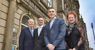 Kevin Sinfield Renews Partnership with Yorkshire's Legal People