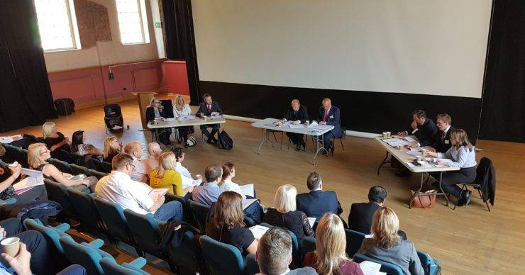 Chadwick Lawrence Solicitors host Mock Tribunal event in conjunction with Riley's