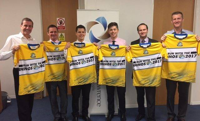 Chadwick Lawrence Solicitors Run with the Rhinos Challenge