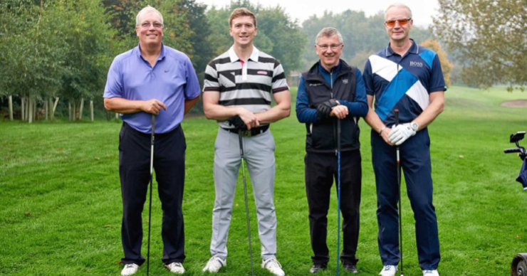 Chadwick Lawrence Raise Vital Funds For The Prince Of Wales Hospice