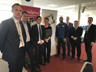 Yorkshire's Legal People Raise Over £3,000 For Candlelighters