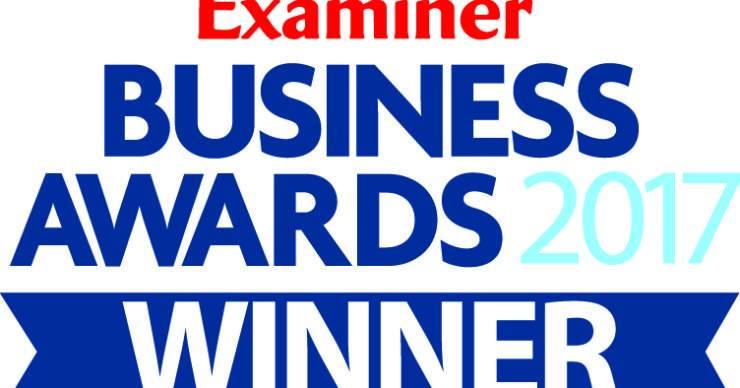 Chadwick Lawrence Named Huddersfield Examiner's Employer of the Year