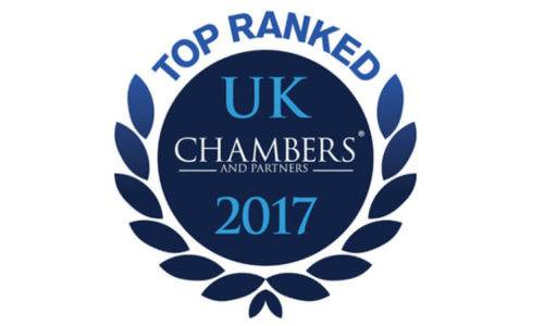 Chambers UK 2017 Law Firm Guide