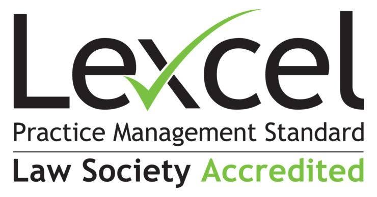 Lexcel Law Society Accreditation