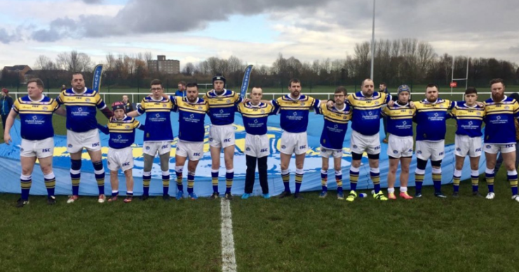 Chadwick Lawrence Sponsors Leeds Rhinos Physical Disability Rugby League
