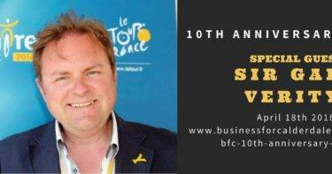 Business for Calderdale Turns 10!
