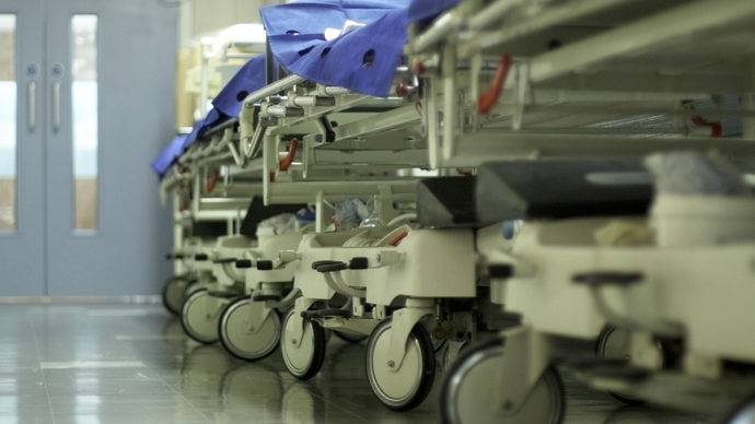 Hundreds of patients in Cornwall 'unable to leave hospital'