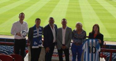 A Decade of Partnership with Huddersfield Town