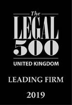 The Legal 500 Leading Firm