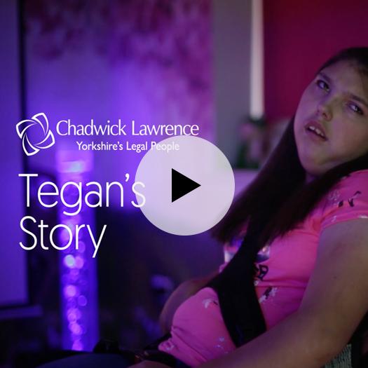 Tegan's Story