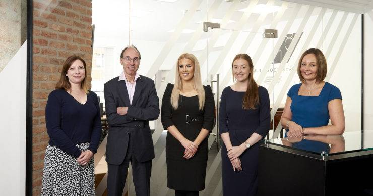 CHADWICK LAWRENCE APPOINT TWO NEW STAFF MEMBERS TO THE WILLS & PROBATE DEPARTMENT