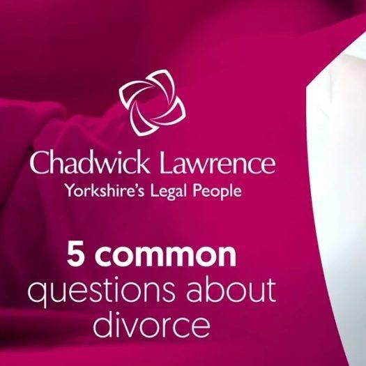 5 Common Questions About Divorce