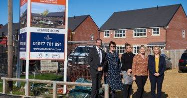 CHADWICK LAWRENCE DEVELOP RELATIONSHIP WITH YORKSHIRES CHOICE HOMES