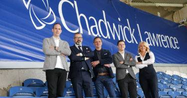 CHADWICK LAWRENCE RENEW SPONSORSHIP WITH HUDDERSFIELD TOWN UNTIL 2021