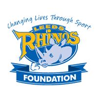 Leeds Rhinos Foundation - PDRL Shirt Sponsor