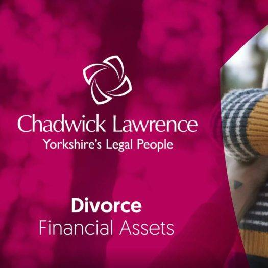 Divorce – Financial Assets