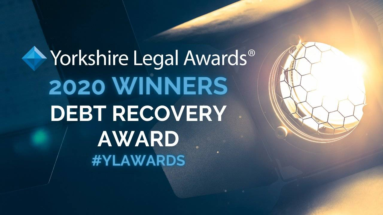 Yorkshire Legal Awards: Acclaim Credit Management and Recovery Win Debt Recovery Award