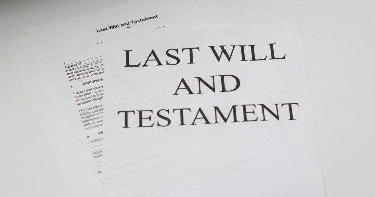Perils of not regularly reviewing your Will