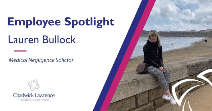 Employee Spotlight – Lauren Bullock