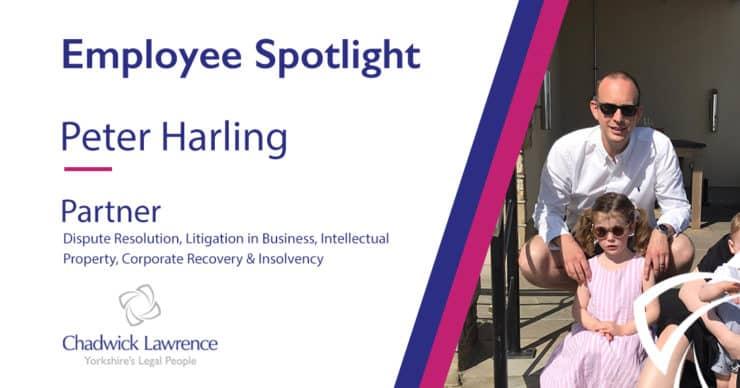 Employee Spotlight – Peter Harling