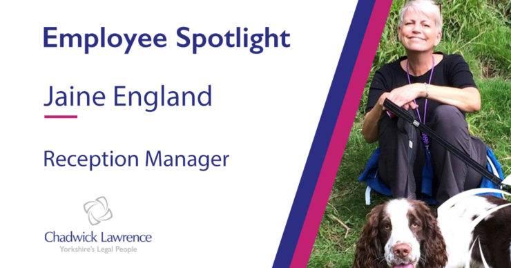 Employee Spotlight – Jaine England